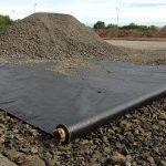 Geotextile Woven murah per meter m2 roll