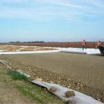 Geotextile Solusi Penyaring Tanah dasar Berlumpur