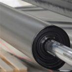 Membuat Kolam Limbah agar tidak tercemar mengunakan geomembrane